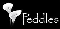 Orlando Wedding Flowers by Peddles Logo